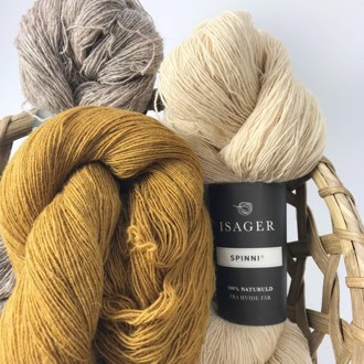 Isager - Spinni og Spinni Tweed