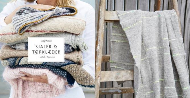 Sjaler og tørklæder - året rundt