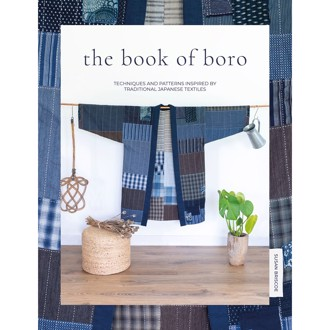 The Book of Boro af Susan Briscoe