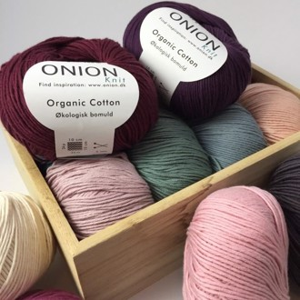Onion - Organic Cotton