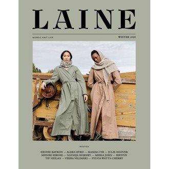 Laine Magazine vol 10 - Rooted