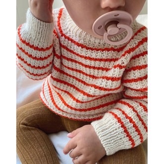 Friday Sweater Baby fra PetiteKnit
