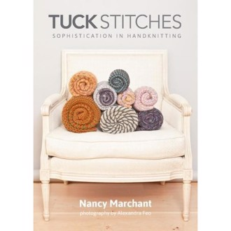 Tuck Stitches - Sophistication in Handknitting af Nancy Marchant